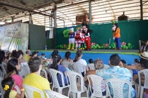 Dia das crianças no Ipark. Diversão a vista! - 2015