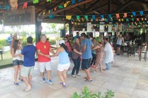 Quem gosta de São João arrasta o pé para o Ipark - 2015